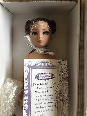 Tonner Ellowyne Wilde ~ Alone On Sunday ~ nude DOLL ONLY - lovely, buns, rare