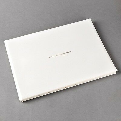 """KATE SPADE - Wedding Guest Book - """"For the Mr and Mrs"""" - Bridal Shower Gift"""