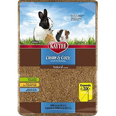 Kaytee Clean & Cozy Natural Bedding, 1000 Cubic Inch