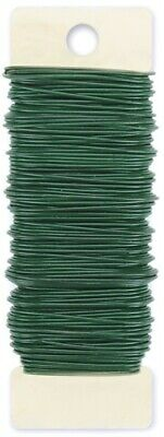 Paddle Wire 20 Gauge 4oz-Green - 4 Pack
