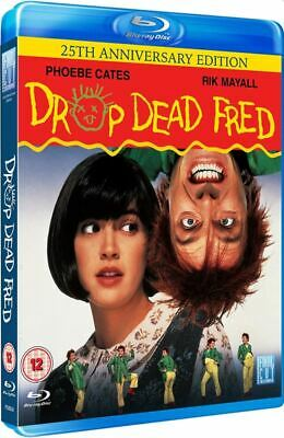 Drop Dead Fred (Phoebe Cates) Blu-Ray BRAND NEW Free Ship USA Compatible