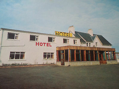 Postcard Drumchork Lodge Hotel Aultbea Ross-Shire
