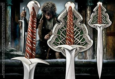 The Hobbit : BILBO BAGGINS STING SWORD REPLICA from The Noble Collection NOB1237