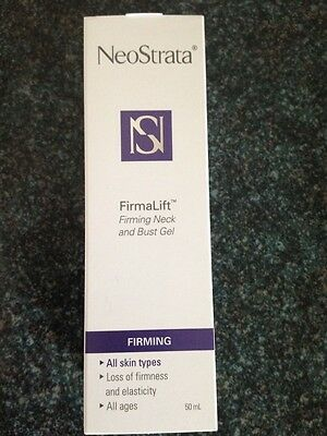Neostrata FirmaLift Firming Neck and Bust Gel 30ml tube