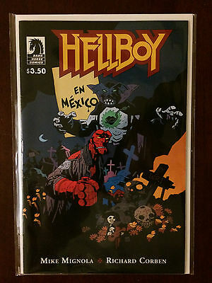 Hellboy In Mexico 2010 #1 Variant Comic Book
