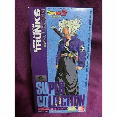 Dragon Ball Z Super collection 7 trunks out of print