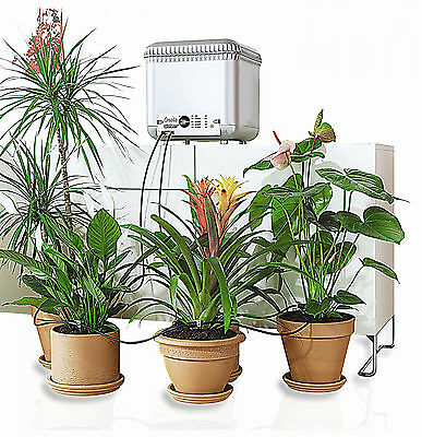 Plants Garden Automatic Operated Drip Watering System Indoor Yard 20 Plant New