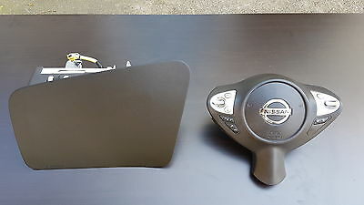 Airbag Nissan Juke Airbag Set Driver Side And Passanger Side