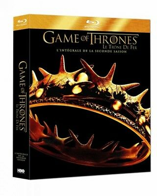 Game of Thrones (Le trône de fer) BLU-RAY NEUF SOUS BLISTER
