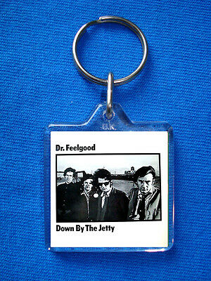 Dr Feelgood-Down By The Jetty Keyring Wilko Johnson