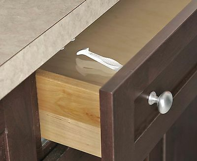 Safety Lock Child Cabinet 1st Latches Door Drawer Grip 14 Pack Baby Kids Proof