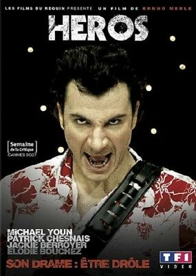 Héros Michael young DVD NEUF SOUS BLISTER