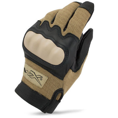 Wiley X Cag-1 Gloves Tactical Knuckle Combat Military Heavy Duty