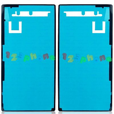 Pre-Cut Battery Back Cover Sticker Adhesive For Huawei Ascend P7