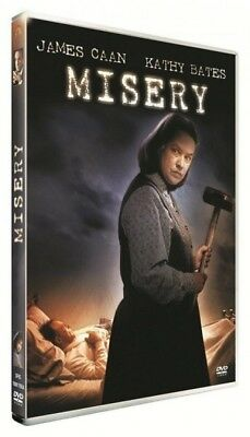 Misery (James Caan, Kathy Bates) DVD NEUF SOUS BLISTER