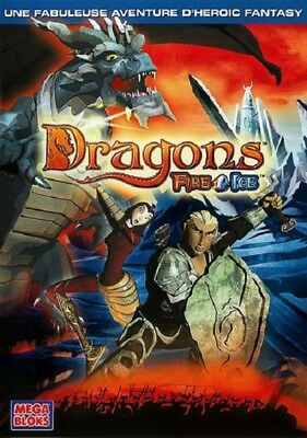 Dragons Fire & Ice DVD NEUF SOUS BLISTER