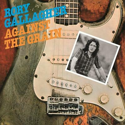 Rory Gallagher - Against The Grain 180g vinyl LP NEW/SEALED