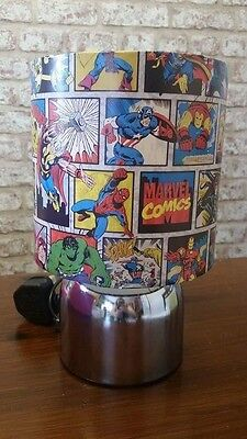 Brand new marvel touch lamp hand crafted