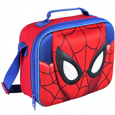 Marvel Lunch box Spiderman Insulated School Lunch box Lunch Bag Original Product
