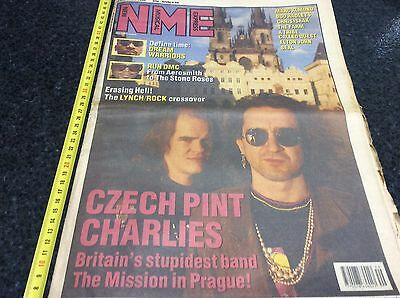 Nme - New Musical Express -Czech Pint Charlies