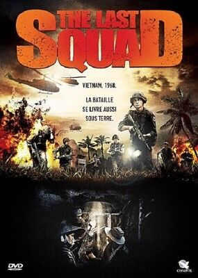 The last squad DVD NEUF SOUS BLISTER