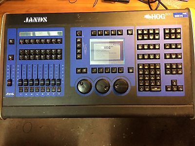 Jands Hog 500 Lighting Control Console