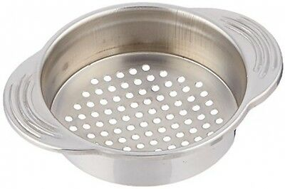 Quality Kitchen Craft Stainless Steel Food Can Strainer / Sieve New Free Ship *