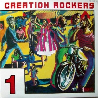 creation rockers (vol 1) 1979 uk trojan label vinyl LP excellent reggae