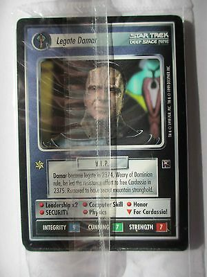 Star Trek CCG - Second Anthology Promo Card SET - OVP Sealed - 6 Karten - ST 2A