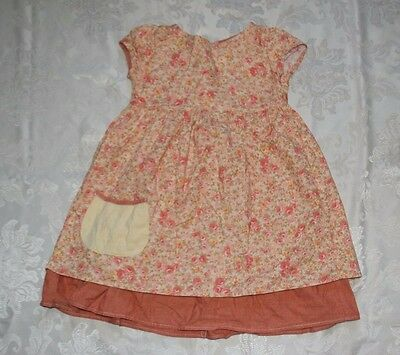Persnickety Alice 3 in 1 Apron Dress - Size 6