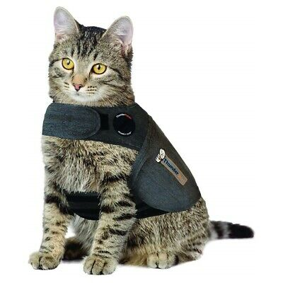 Thundershirt Anxiety & Calming Vest for Cats