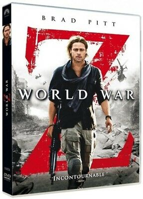 World war Z (Brad Pitt) DVD NEUF SOUS BLISTER
