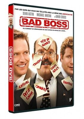 Bad boss DVD NEUF SOUS BLISTER