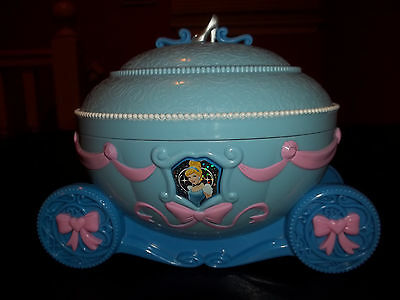 Cinderella Musical Jewelry Box