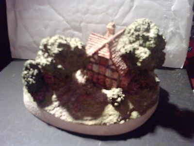 THE OLD MILL by Jane Hart Danbury Mint PART OF THE COUNTRY VILLAGE COll. reduced