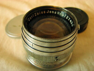 ZEISS Sonnar 1,5/5cm for Leica  M39 Leitz...