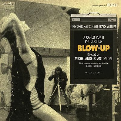 Herbie Hancock - Blow Up Original Soundtrack 180g vinyl LP NEW/SEALED