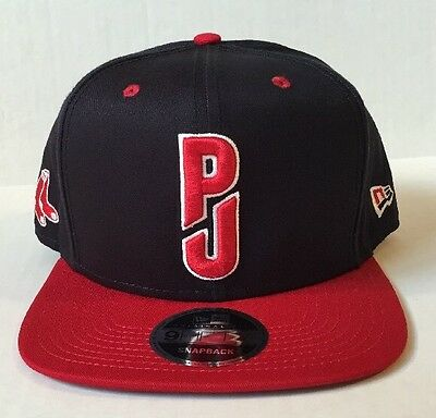 Pearl Jam Fenway Park Boston Red Sox 2016 LIMITED EDITION New Era HAT