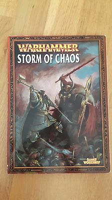 "Warhammer ""Storm of Chaos"" Campaign Supplement (Paperback Cover)"