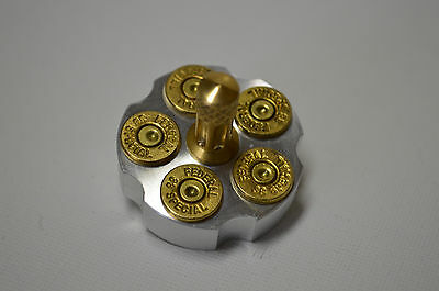 precision spin top / fidget toy .38 special