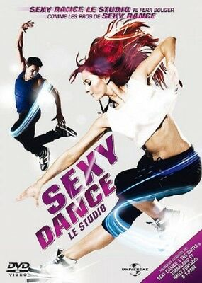 Sexy Dance, le studio DVD NEUF SOUS BLISTER