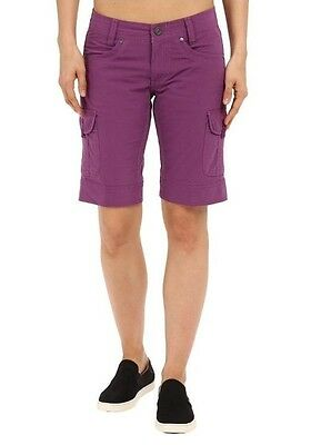 "Women's Kuhl Splash 11"" Short Holly Hock Size 6  Sold Out Color  $65  PRISTINE"