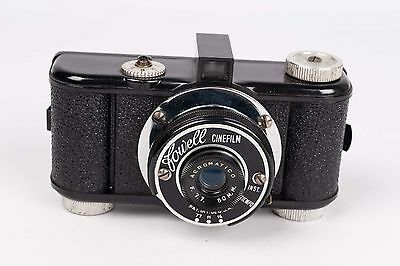 Fowell Cinefilm  bakelite camera made in Spain - READ DESCRIPTION