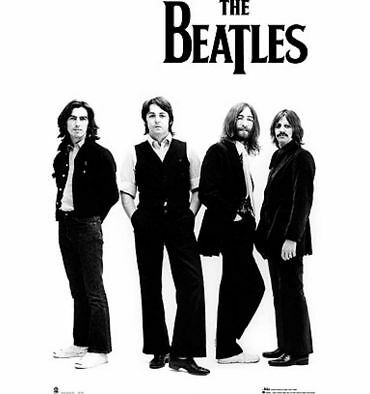 Poster 61x91.5cm - THE BEATLES- VERTICAL