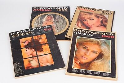 Photography Annual 1964, 1965, 1967 & 1968