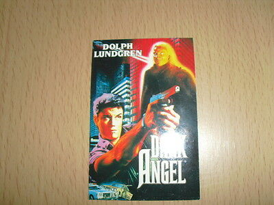 DOLPH LUNDGREN Dark Angel Mini calendrier 1991 CBS/FOX