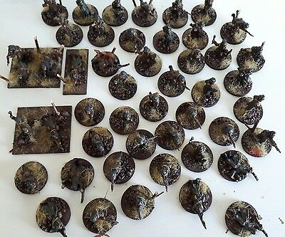 strelets 1 72 WW1 german infantry with gasmasks x40 very well painted and based