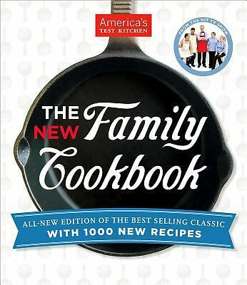 The America's Test Kitchen New Family Cookbook : All-New Edition of...  (NoDust)