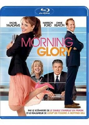 Morning glory BLU-RAY NEUF SOUS BLISTER