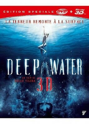 Deep water BLU-RAY 3D + DVD NEUF SOUS BLISTER